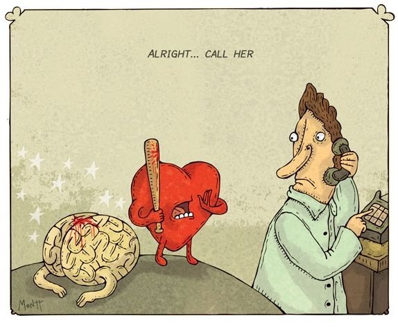 D'un cœur à la raison call-her